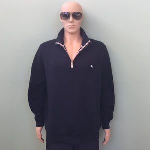 Burberry Zippered Pullover